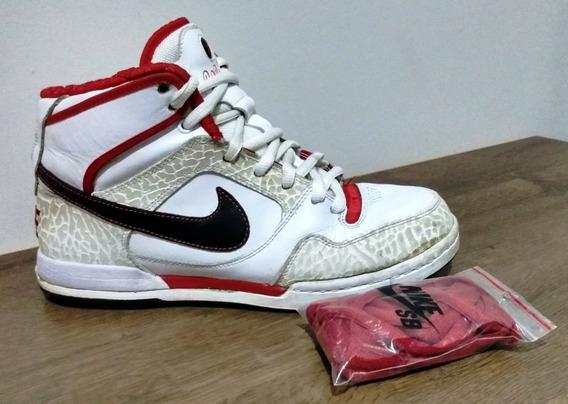 Tênis Nike Sb Paul Rodriguez 2 Dunk High Raro