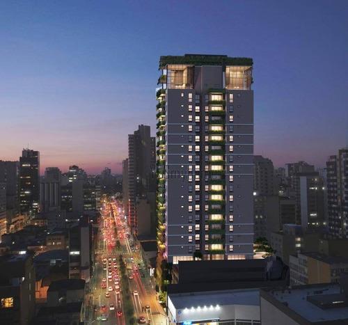Apartamento Com 2 Dormitórios À Venda, 72 M² Por R$ 796.300,00 - Centro - Curitiba/pr - Ap3431