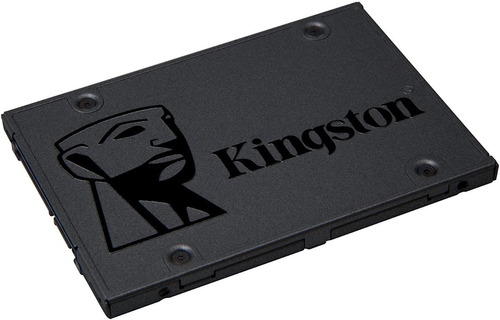Disco Estado Solido Ssd  480gb Kingston A400 2.5 Mejor Rendi