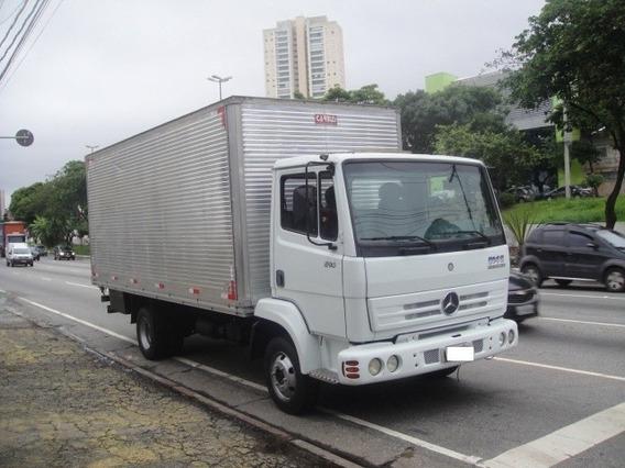Mb 914 Ano 2002 Unico Dono Com Bau De 5.50m