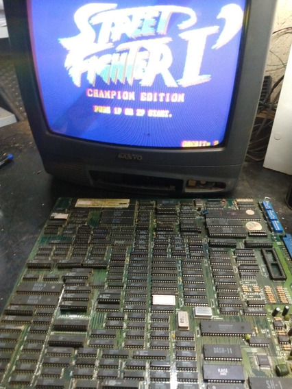Placa Jamma Street Fighter 2.5 Champion Edition