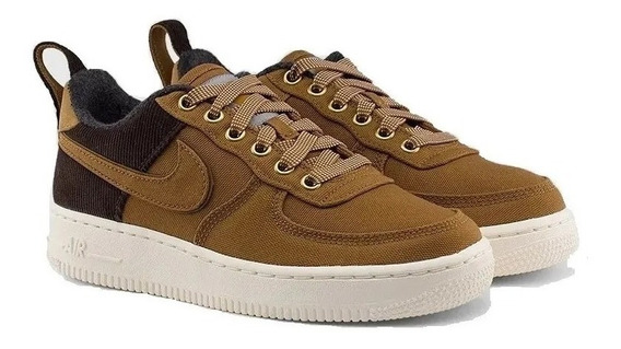 Nike X Carhartt Wip Air Force 1 Af1 Prm Gs Mayma Sneakers
