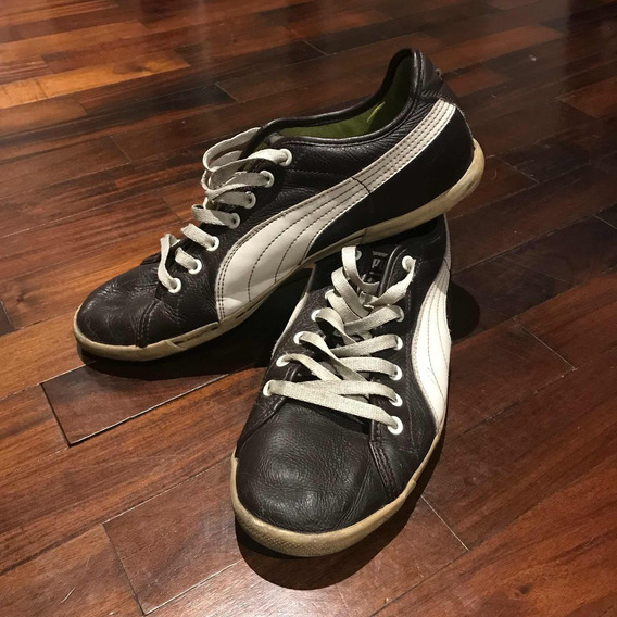 Zapatillas Puma De Cuero Talla 42 - No adidas Nike