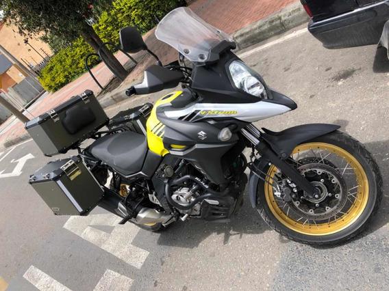 Vendo Moto Suzuki Dl650 V-strom Xt 2019