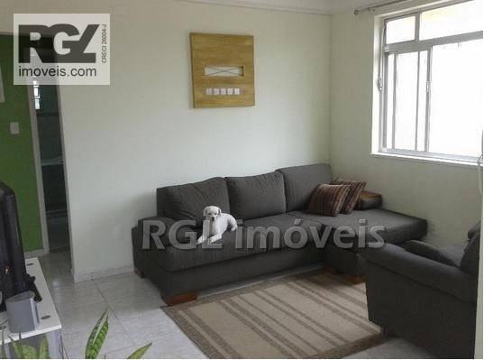 Cobertura Residencial À Venda, Embaré, Santos. - Co0052