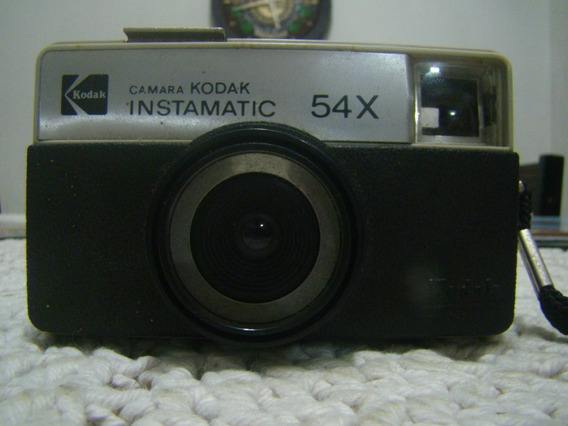 Câmara Kodak Instamatic 54x