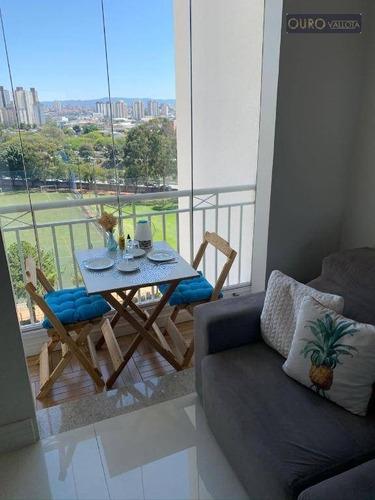 Apartamento No Tatuapé Com 2 Dorm. - Ap 210111 A - Ap2837