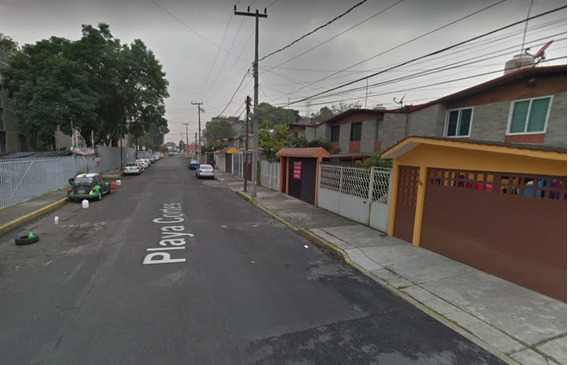 Gran Casa En Venta Remate Bancario En Playa Cortes Iztacalco