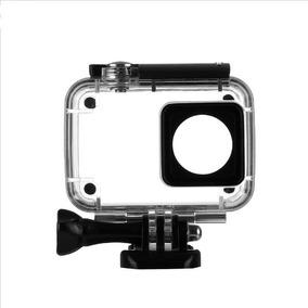 Caixa Estanque Prova D´água Case Waterproof Xiaomi Yi 60m