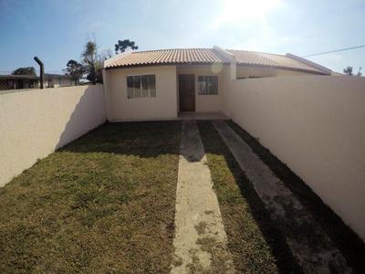 Casa Residencial À Venda, Estados, Fazenda Rio Grande. Ca0475 - Ca0475 - 32836746
