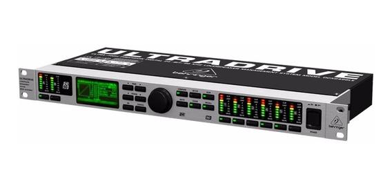 Processador De Áudio Behringer Ultradrive Dcx 2496 Le