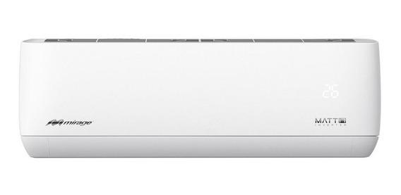 Minisplit Inverter 220v Mirage 1.5 Ton 18 000 B Matt 17 Wifi