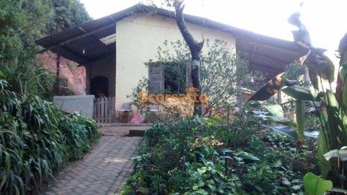 Chácara Com 2 Dorms, Jardim São Marcos, Itapecerica Da Serra - R$ 360 Mil, Cod: 2379 - V2379