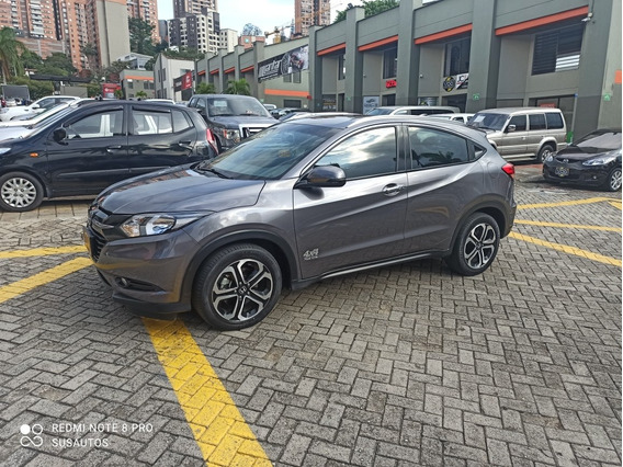 Honda Hr-v Hrv 4x4 Real Time 2018