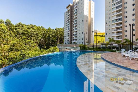 Apartamento Para Venda Em Santana De Parnaíba, Tamboré, 3 Dormitórios, 1 Suíte, 2 Banheiros, 2 Vagas - 19773_1-1440221