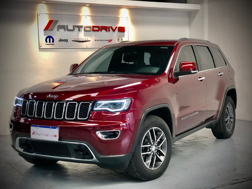 Imagen 1 de 15 de Jeep Grand Cherokee Limited 2018 Autodrive