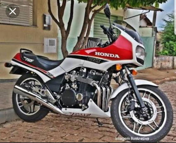 Honda Cbx 750 F Hollywood