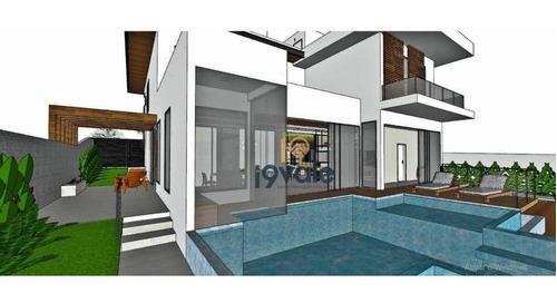 Casa À Venda, 380 M² Por R$ 5.000.000,00 - Urbanova - São José Dos Campos/sp - Ca1852