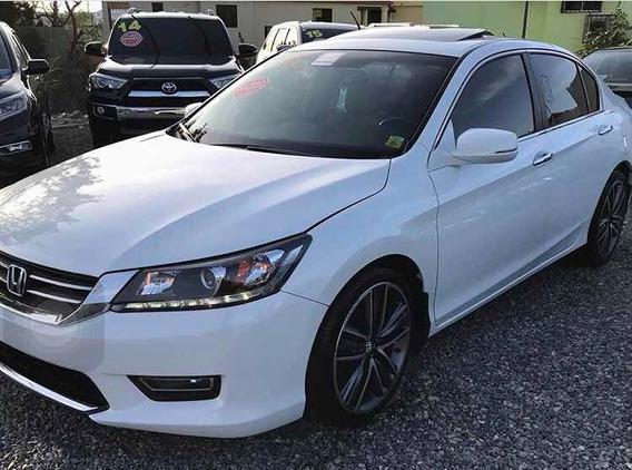 Honda Accord Accord 2013exl De 4