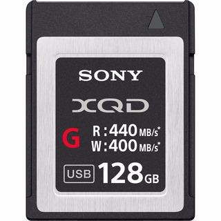 Cartão De Memoria Profissional Xqd 128gb Serie G 440 Mbs