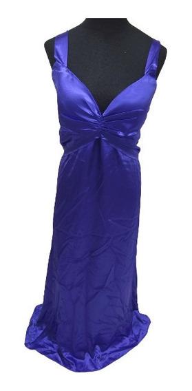 Vestido Everpretty Largo De Saten 2xl