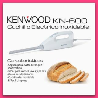 Cuchillo Electrico Kenwood Kn600 1000w