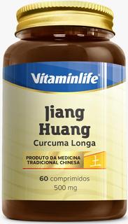 Curcuma - Jiang Huang - 500mg - 60 Cápsulas Mtc Vitamin Lif