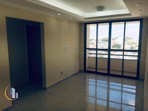 Imagem 1 de 17 de Apartamento 3 Dormitórios Com Armários Planejados, Piscina, 01 Vaga De Garagem - Jaguaribe - Osasco/sp - Ap1975