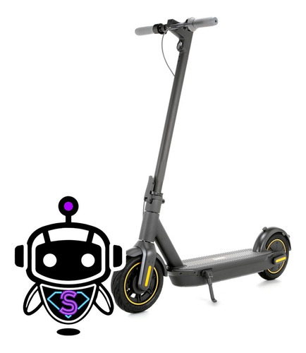 American Toys Scooter Eléctrico Maxg30 + Luz Led