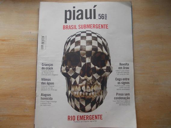 Revista Piauí - Nº 15 - Ano 5 Maio 2011 - Brasil Submergente
