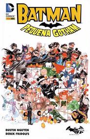 Batman Pequena Gotham - Panini (capa Dura)