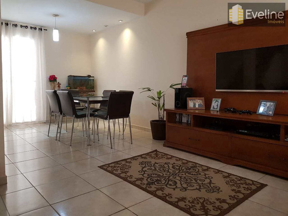 Residencial Village Monticelli - Casa A Venda - 3 Dms (1 Suite) - V935