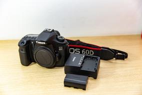 Câmera Fotográfica Canon 60d Corpo