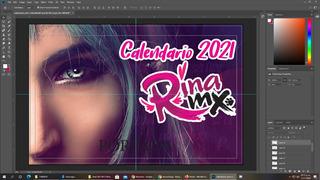 Calendario Cosplay 2021 Rinamx