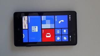 Celular Smartphone Nokia Lumia 820 Preto 8gb