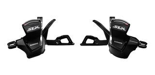 Manija De Cambio Shifter Shimano Slx Sl-m7000 2/3-10/11v Par