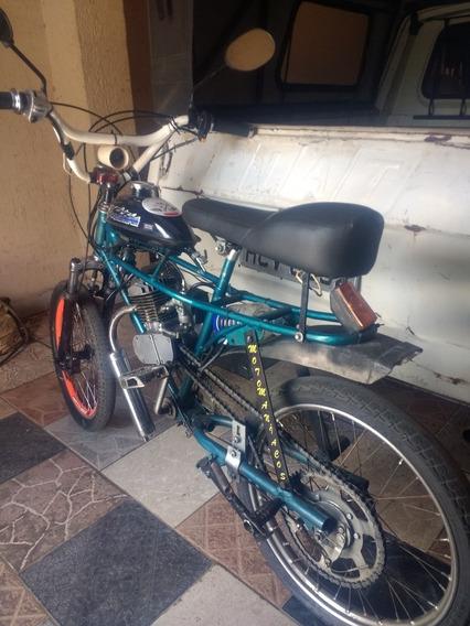 Bicimoto Brandani Bicicleta Motorizada
