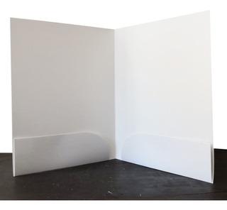 Folder Para Sublimar Tamaño Carta 100 Pzas Acabado Brillante