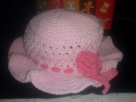 Capelinas,gorros En Crochet