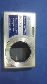 Carcaça Completa Câmera Digital Sony W620