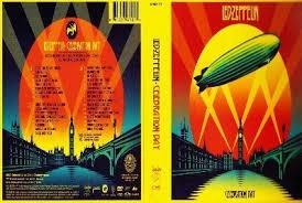 Led Zeppelin Dvd + Cd Duplo Celebration Day