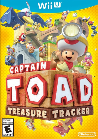 Captain Toad: Treasure Tracker - Wii U - Gamercado