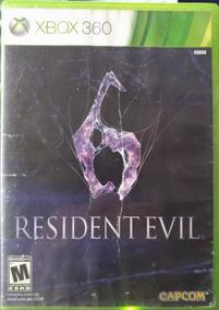 Resident Evil 6 Xbox 360 Original Mídia Física Em Português