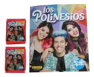 Álbum Panini Los Polinesios +50 Sobres+ Envío