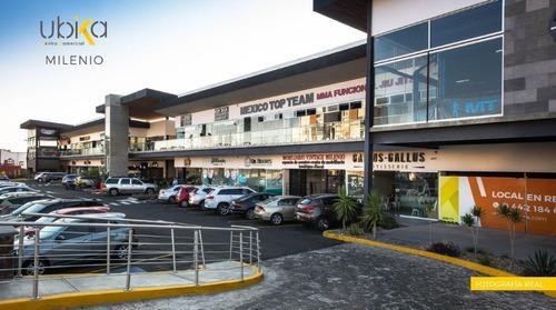 Local Comercial De 76.9 M2 En Plaza Ubika Milenio