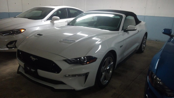 Ford Mustang At Convertible 2019