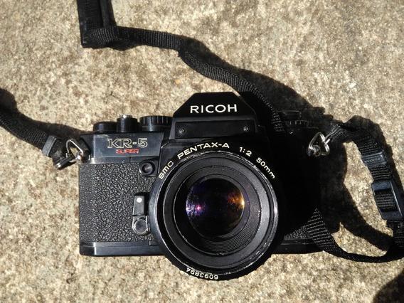 Ricoh Kr-5 Super (no Estado)