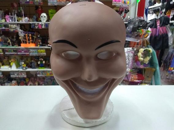 Mascara Careta La Purga Plastico Duro Disfraz Halloween