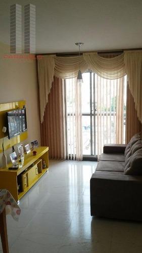 Apartamento Residencial À Venda, Vila Guilhermina, São Paulo. - Ap2025