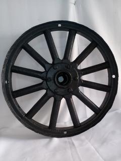 Roda Carro Antigo Ferro Fordinho 29 T Decorativa